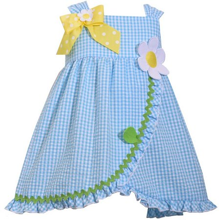 8b2020bc1 Bonnie Jean Baby Girls Floral Seersucker Dress | Bealls Florida