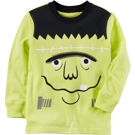 Carters Baby Boys Frankenstein T-Shirt