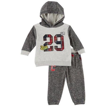 Nannette Baby Boys Super Cool Pants Set