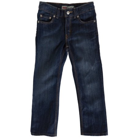 Levi's Little Boys 514 Slim Straight Fit Jeans