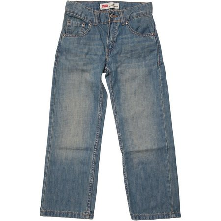 Levi's Little Boys 549 Straight Leg Jeans