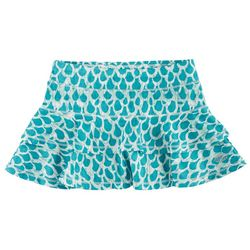 Reel Legends Toddler Girls Freeline Mermaid Skort