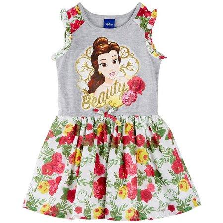 Disney Beauty & the Beast Toddler Girls Dress