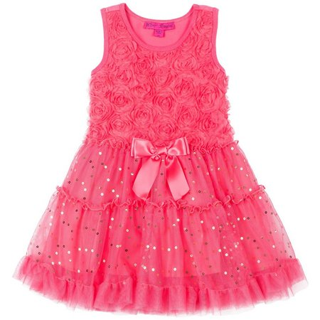 Betsey Johnson Toddler Girls Tutu Dress