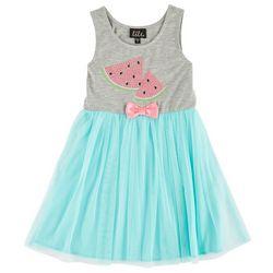 Lilt Toddler Girls Watermelon Tutu Dress