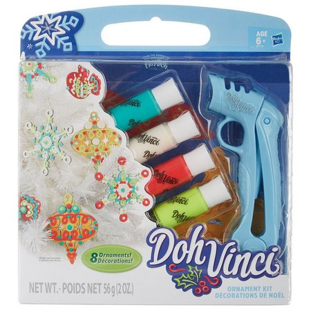 Play-Doh DohVinci Ornament Kit