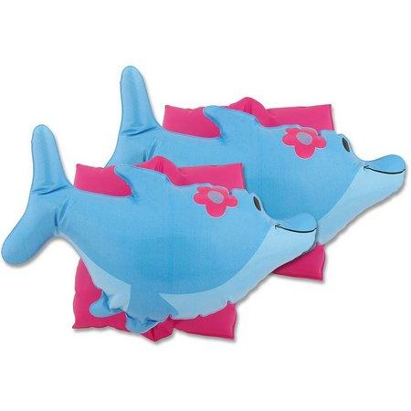 Stephen Joseph Girls Dolphin Waterwings