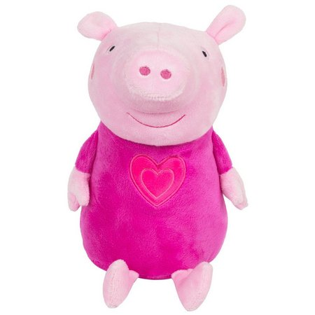 Peppa Pig Plush Piggy Bank