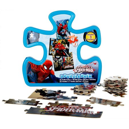 Marvel Spider-Man 3 Puzzle Pack