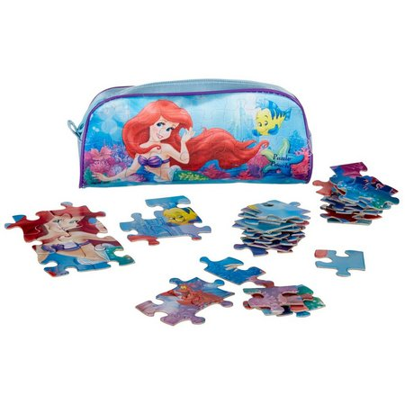 Disney Little Mermaid 48-pc. Puzzle Bag