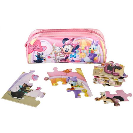 Disney Minnie Mouse 48-pc. Puzzle Bag