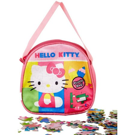 Hello Kitty 100-pc. Puzzle Bag
