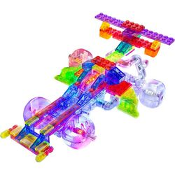 Laser Pegs 12-in-1 Race Car Kit