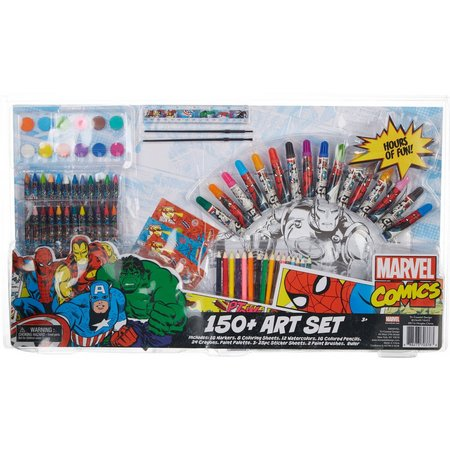 Marvel Comics 150-pc. Art Set