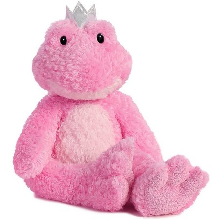 Aurora Plush Princess Frog