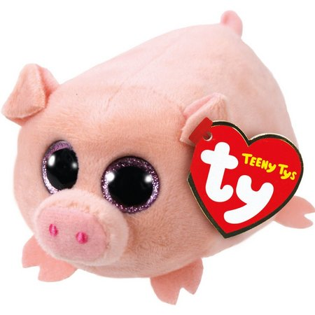 TY Teeny Tys Curly the Pig