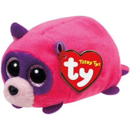 TY Teeny Tys Rugger the Raccoon