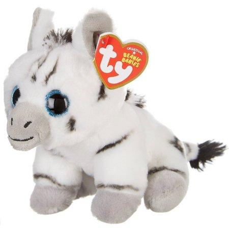 TY Beanie Babies Stripes the Zebra