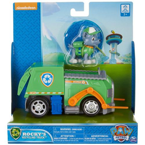 nickelodeon paw patrol rocky s recycling truck bealls florida