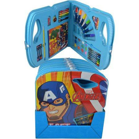 Marvel Captain America Art Tote Set
