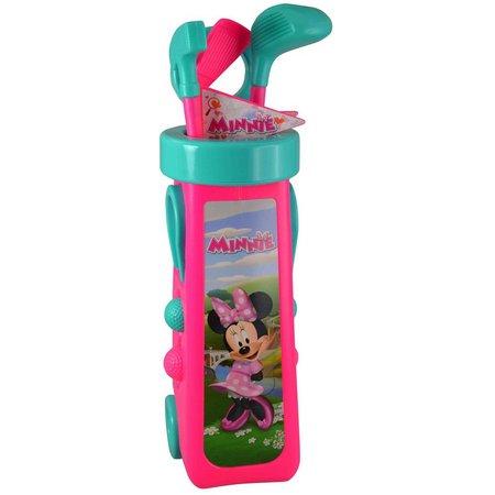 Disney Minnie Mouse Golf Caddy Set