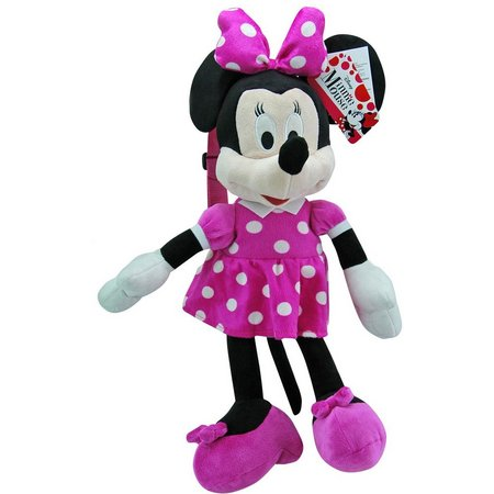 Disney Minnie Mouse Plush Mini Backpack