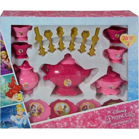 Disney Princess 26-pc. Dinnerware Set