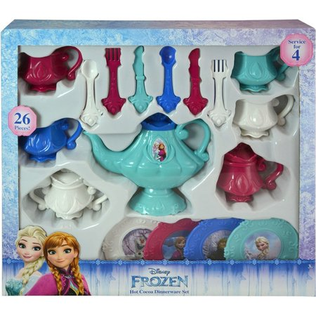 Disney Frozen 26-pc. Dinnerware Set