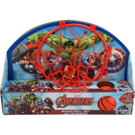 Marvel Avengers Basketball Set