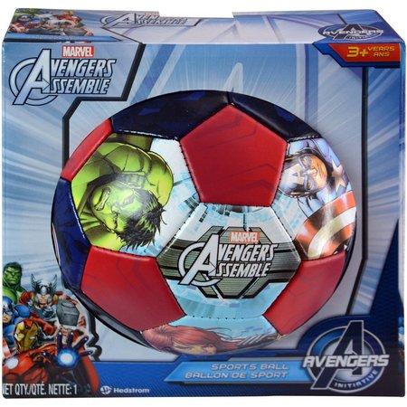 Marvel Avengers Assemble Soccer Ball