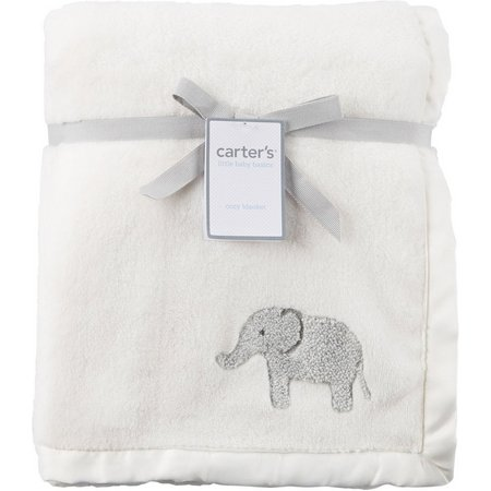 New! Carters Baby Boys Little Peanut Blanket