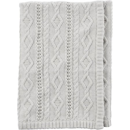Carters Cable Knit Blanket
