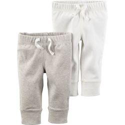 Carters Baby Unisex 2-pk. Babysoft Pants