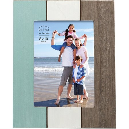 Prinz 8'' x 10'' Sea Stripes Photo Frame