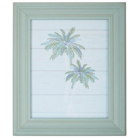 Enchante 8'' x 10'' Distressed Light Green Frame