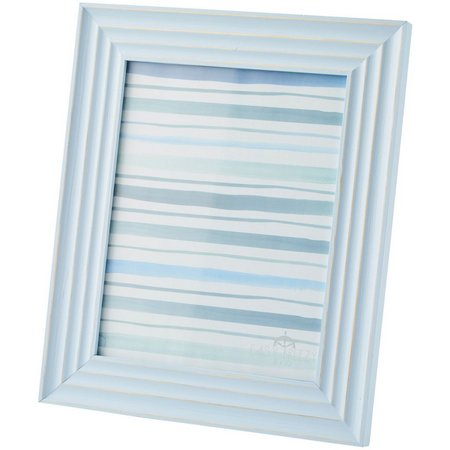Enchante 8'' x 10'' Distressed Light Blue Frame