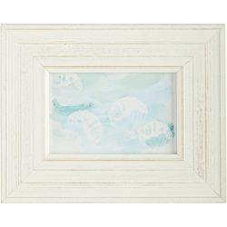 Sheffield Home 4'' x 6'' White Distressed Frame