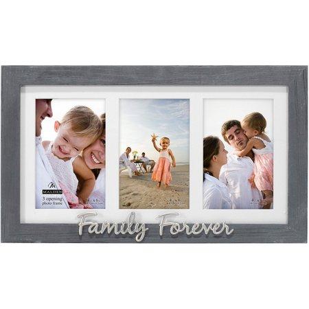 Malden 3 Opening Family Forever Collage Frame