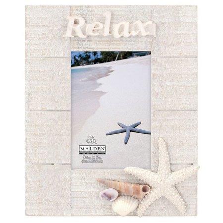 Malden 3'' x 5'' Relax Starfish Frame