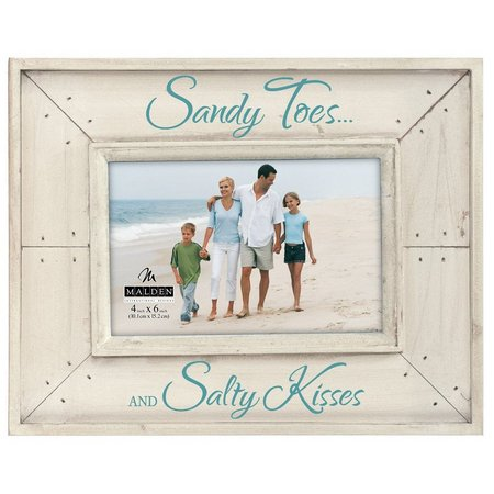 Malden 4'' x 6'' Sandy Toes And Salty