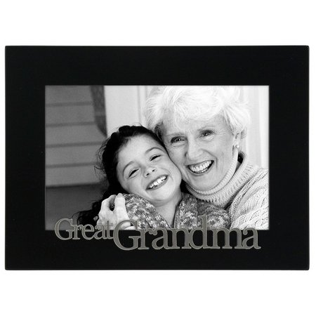 Malden 4'' x 6'' Great Grandma Black Frame