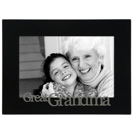 Malden 4'' x 6'' Great Grandma Black Frame