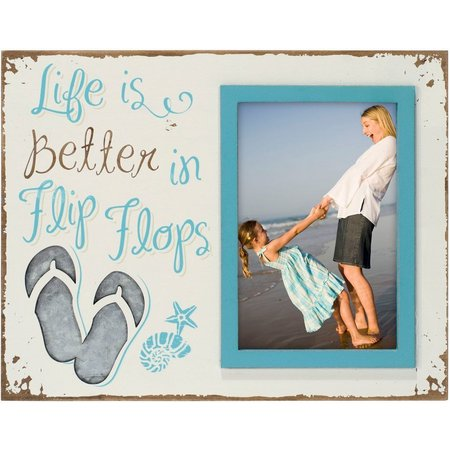Malden 4'' x 6'' Better Flip Flop Photo