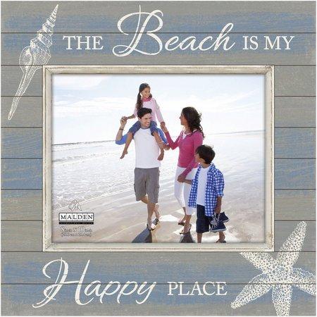 Malden 8'' x 10'' Sunwashed Beach Photo Frame