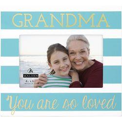 New! Malden 4'' x 6'' Grandma So Loved