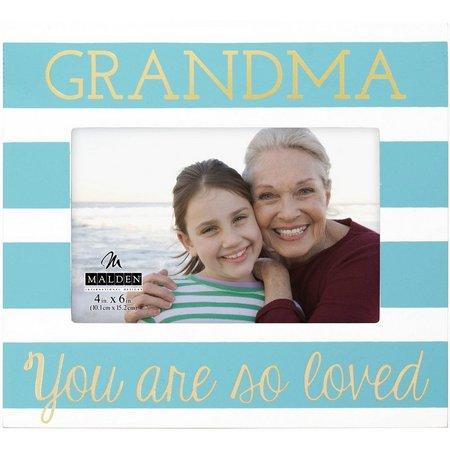 Malden 4'' x 6'' Grandma So Loved Photo