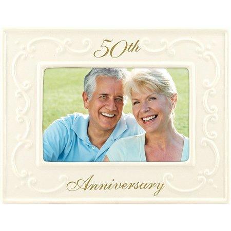 Malden 4'' x 6'' 50th Anniversary Frame