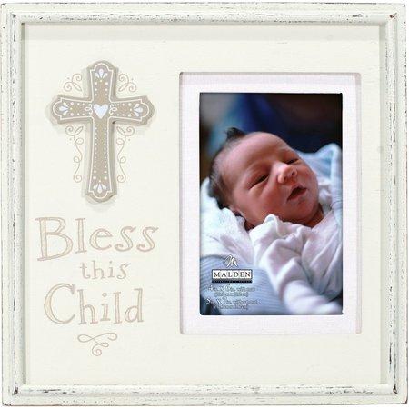 Malden 4'' x 6'' Bless This Child Photo