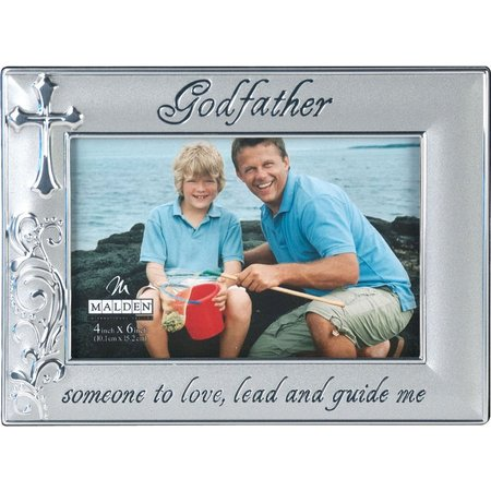 Malden 4'' x 6'' Godfather Photo Frame