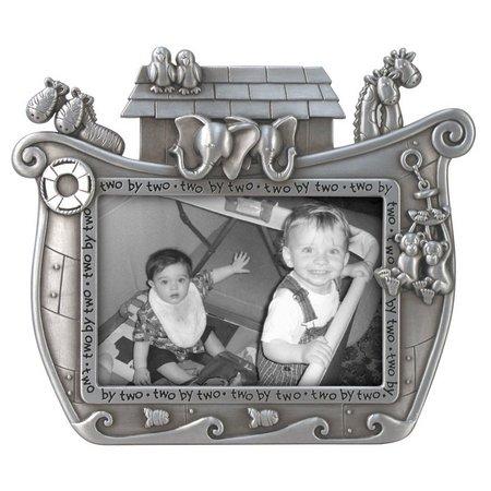 Malden 3.5'' x 5'' Noah's Ark Baby Frame